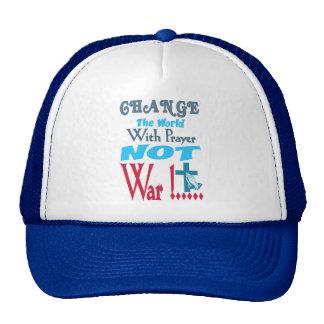 Change the world cap