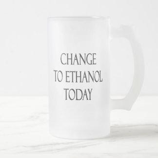 Change To Ethanol Today Coffee Mug