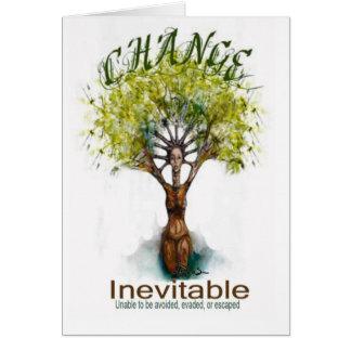 Change Tree Card
