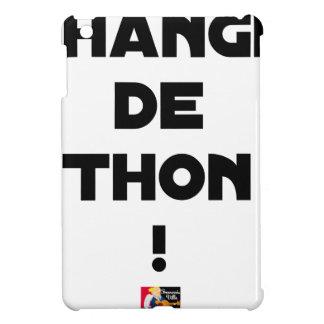 CHANGE TUNA! - Word games - François City iPad Mini Case