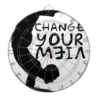 Change Your View Dartboard