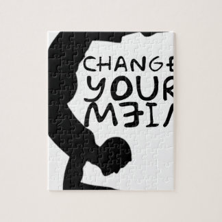 Change Your View Jigsaw Puzzle