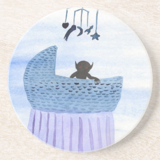 Changeling Child Coasters