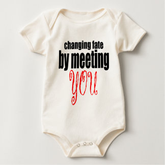 changing fate meeting you flirting technique prom baby bodysuit