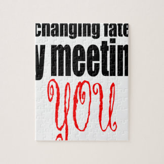 changing fate meeting you flirting technique prom jigsaw puzzle