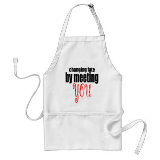 changing fate meeting you flirting technique prom standard apron