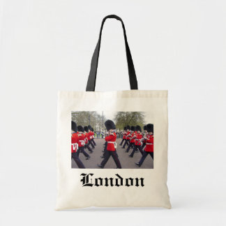 Changing of the Guards--Woodwinds Canvas Bags