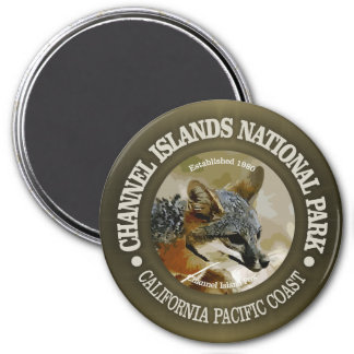 Channel Islands National Park (fox) Magnet