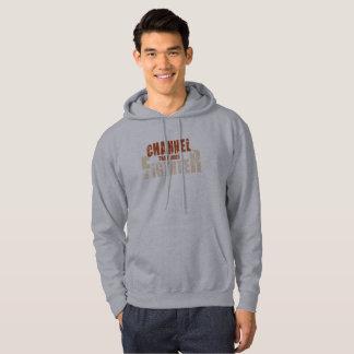Channel That Inner Fighter Hood Sweatshirt