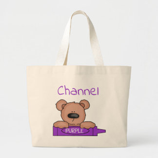 Channel's Teddybear Tote