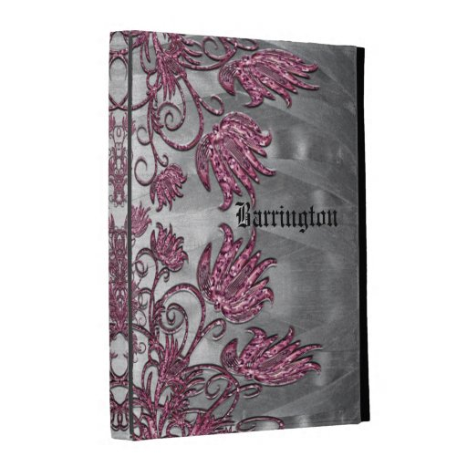 Chantelvilla Lohan iPad Folio Cover