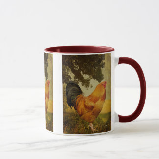 Chanticleer Rooster Mug