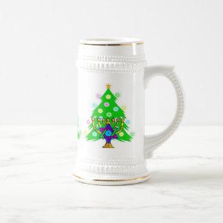 Chanukah and Christmas Mug