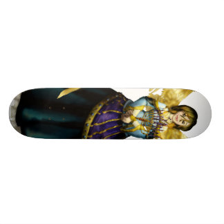 Chanukah Angel Custom Skate Board