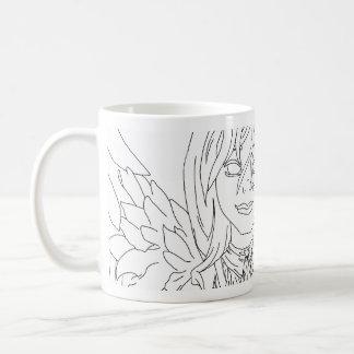 Chanukah Angel Coffee Mug