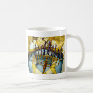 Chanukah Angel Mugs