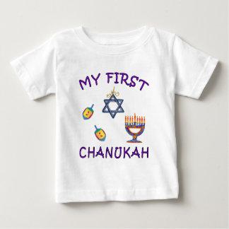 Chanukah Baby Shirts