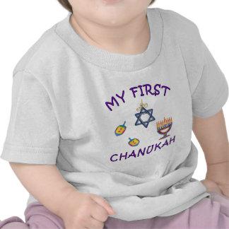 Chanukah Baby Tshirt