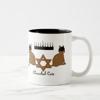 Chanukah Cats Mug