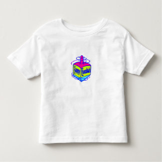 Chanukah Dreidel Toddler T-Shirt