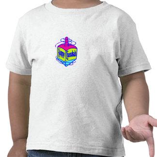 Chanukah Dreidel Tshirt