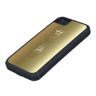 Chanukah Golden Tough Xtreme iPhone 5 Case