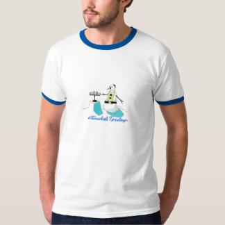 Chanukah Greetings Tee Shirts