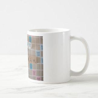 chanukah Joy Basic White Mug