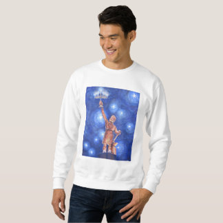 Chanukah Vulcan Men's Sweatshirt