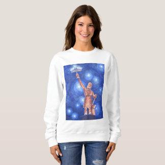 Chanukah Vulcan Women's Sweatshirt
