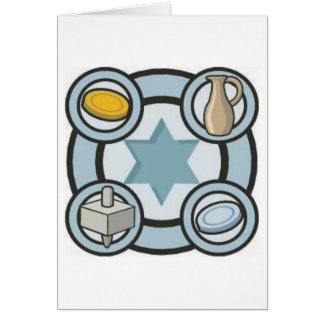 Chanukkah Greeting Card