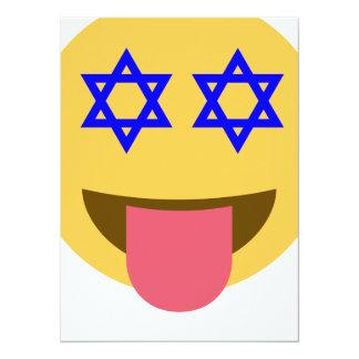 chanukkah hanukkah emoji card