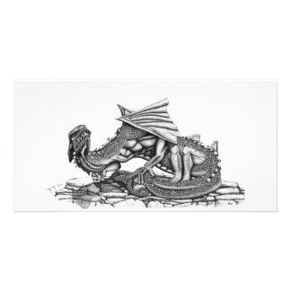 Chaos Dragon - Photo Card