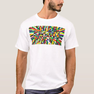 Chaos, in Primaries T-Shirt