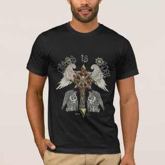 "Chaos is order ""the balance"" T-Shirt"