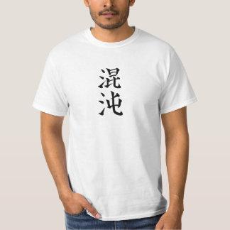 Chaos japan symbol cool Konton Japanese Chinese T Shirt