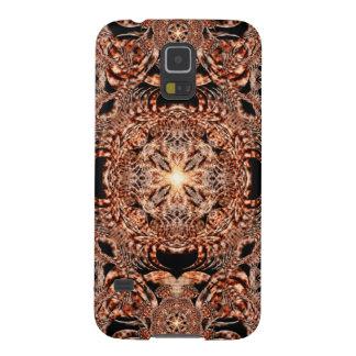 Chaos Mine Mandala Galaxy S5 Cover