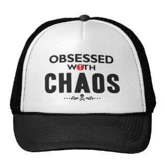 Chaos Obsessed Cap