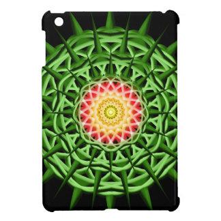 Chaos Orb Mandala iPad Mini Covers