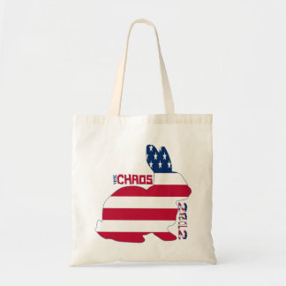 Chaos Party 2012 Budget Tote Bag