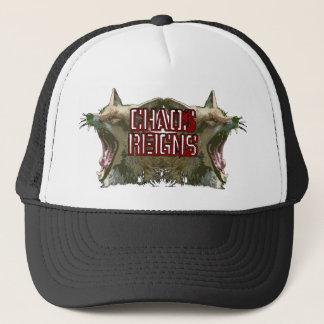 Chaos Reigns Mr. Fox Trucker Hat