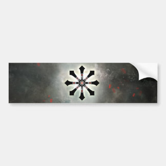 Chaos Revisited bumper sticker
