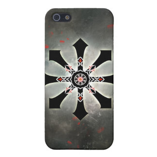 Chaos Revisited iPhone 4 case