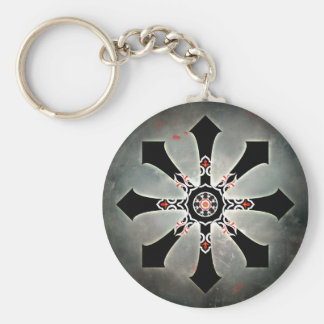 Chaos Revisited keychain