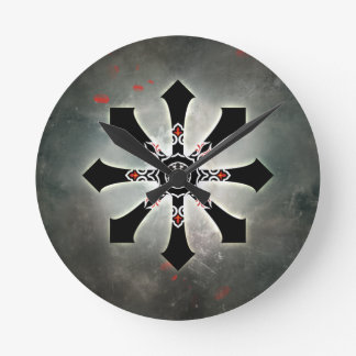 Chaos Revisited Wall Clocks