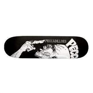 chaos show skateboard