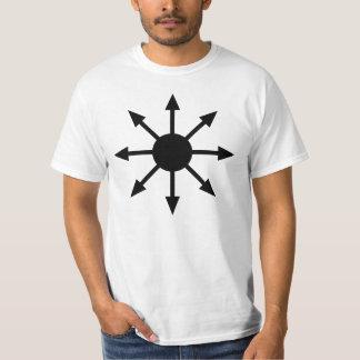 Chaos Star - Black T-Shirt