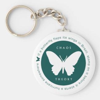 Chaos Theory (Green) Keyring