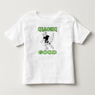 Chaotic Good Toddler T-Shirt
