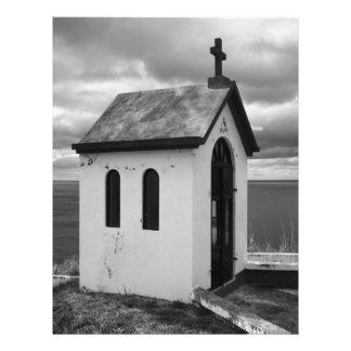 Chapel 21.5 Cm X 28 Cm Flyer